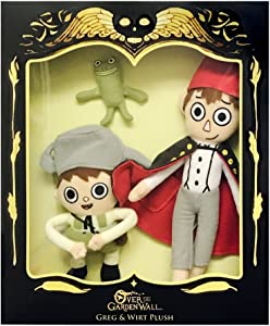 PhatMojo Over the Garden Wall Greg & Wirt Plush Set