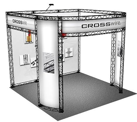 Amazon.com: Crosswire exhibe 10 x 10 comercio de mostrar ...