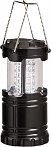 Equipped Outdoors LED Camping Lantern for Hiking, Emergencies, or Tent Light