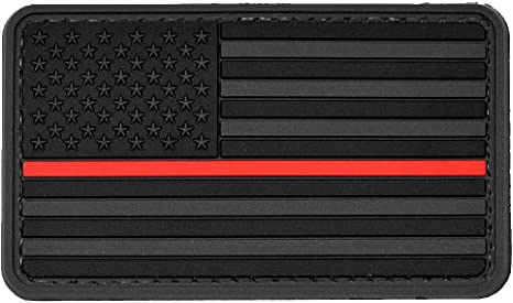 PVC USA DESERT PATCH VELCRO BADGE Airsoft Paintball Tactical Airsoft