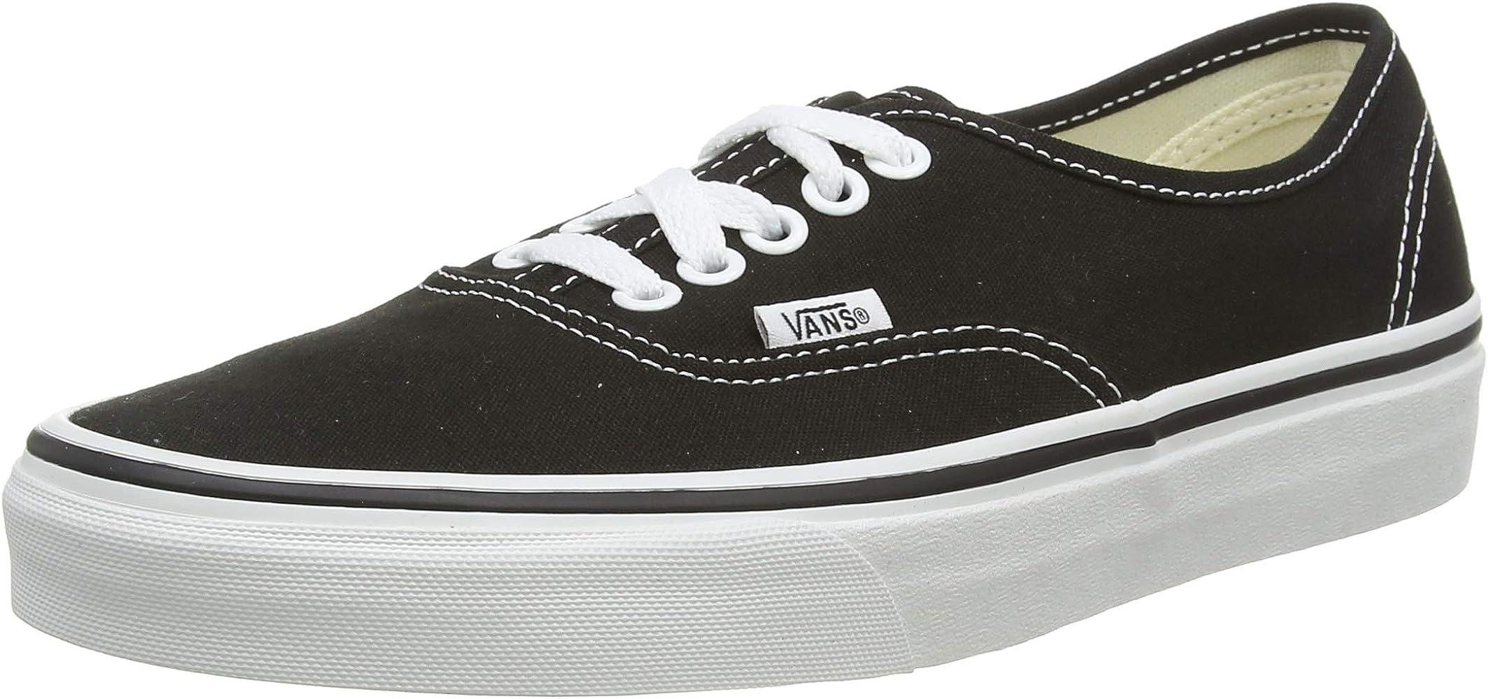 Authentic Pro Skate Shoe Black Suede