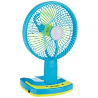 Gadget Tree Powerful Rechargeable Fan with 21SMD LED lights, assorted