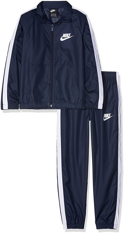 Nike Boy's B NSW Woven Track Suit Sports Set