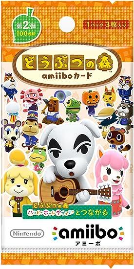 Nintendo Animal Crossing amiibo card 2nd (5 packs): Amazon.es: Juguetes y juegos