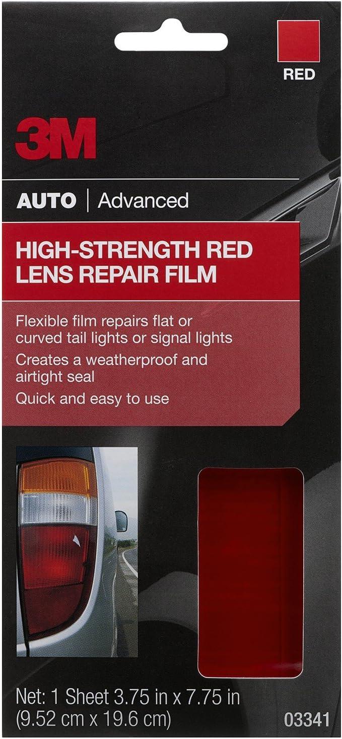 Indicator Light Repair Lens Tape for Puch MOT Pass Fix Amber