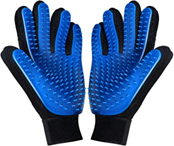 kelzsm [Upgrade Version] Pet Grooming Glove