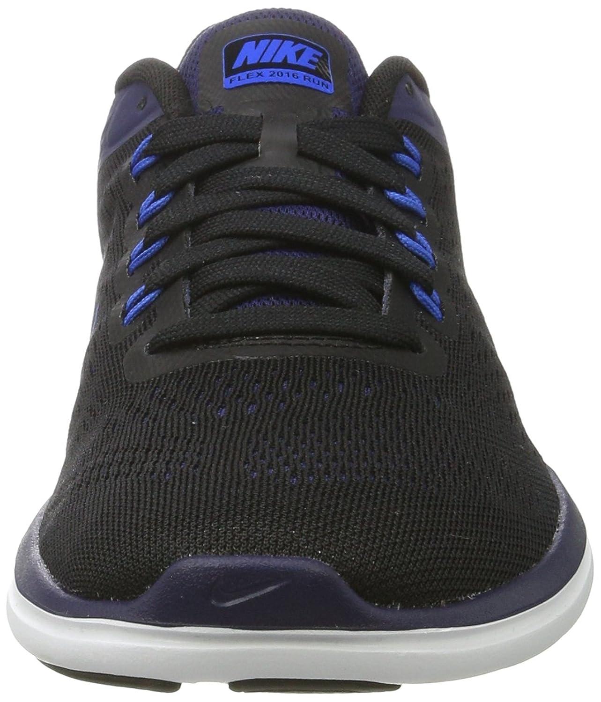 6e88cd6464cc Amazon.com  Nike schwarz blau Mesh Synth  Shoes