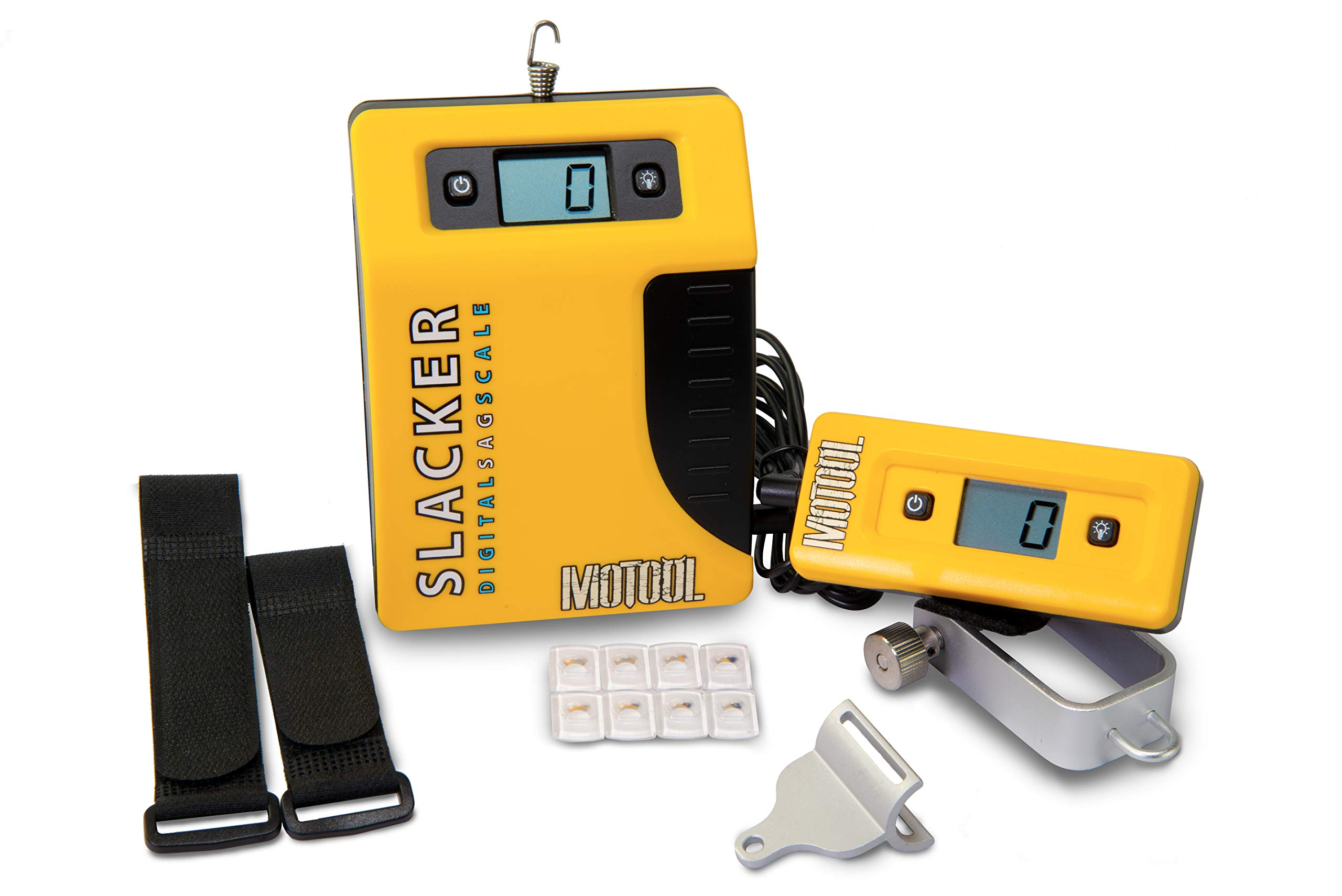 Motool Slacker Digital Sag Scale V2- ADV Bundle
