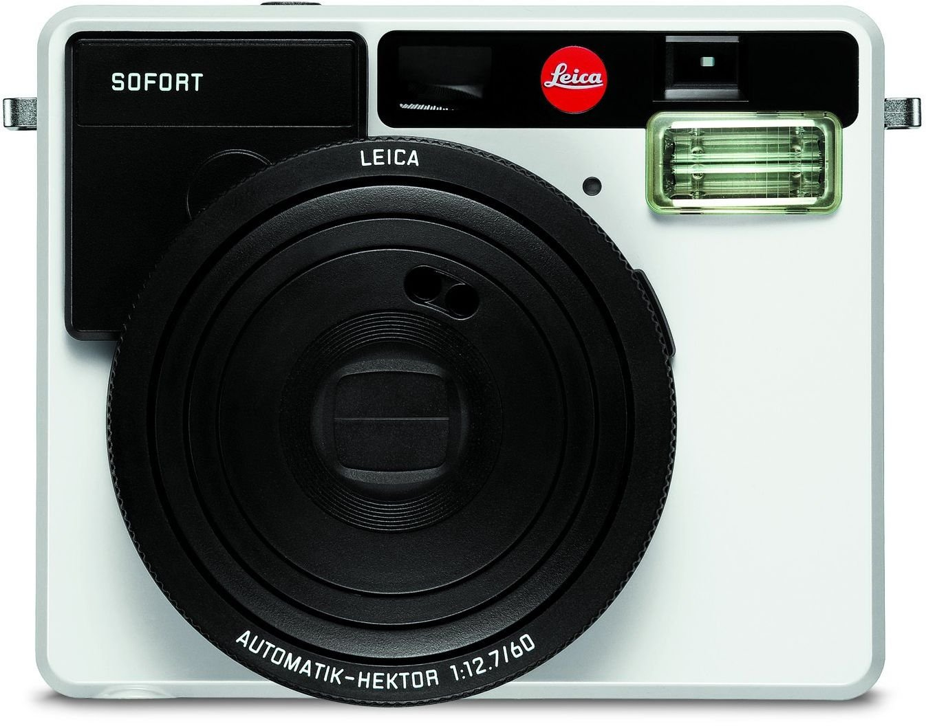 Leica 19106 Sofort Instant Film Camera, White