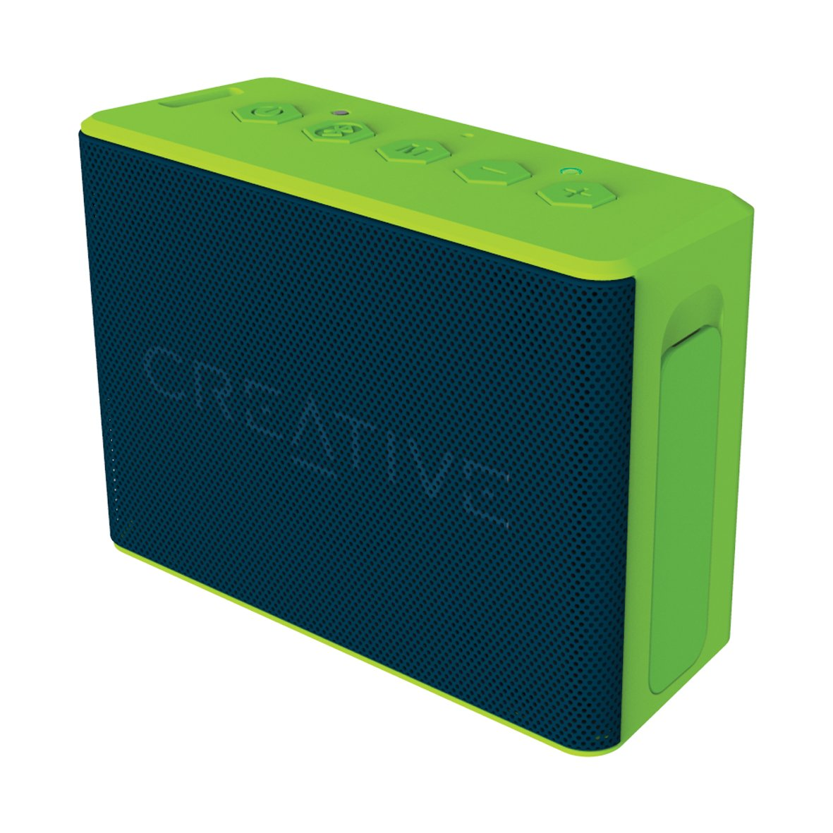 Creative Labs MUVO 2c Stereo Rectangle Green