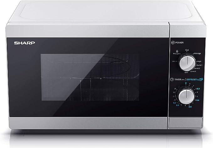 SHARP YC-MG01ES Microondas con Grill: Amazon.es: Hogar