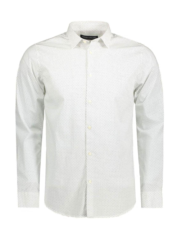 Shirt Jack and Jones Jprzak White