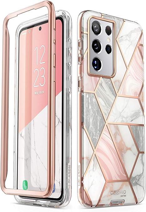 I Blason Glitzer Hülle Für Samsung Galaxy S21 Ultra 5g Elektronik