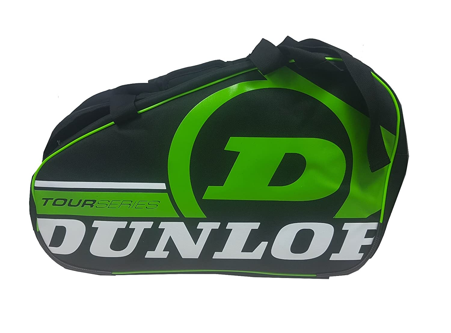 Dunlop TOUR COMPETITION - Paletero de pádel, 2017, color negro ...