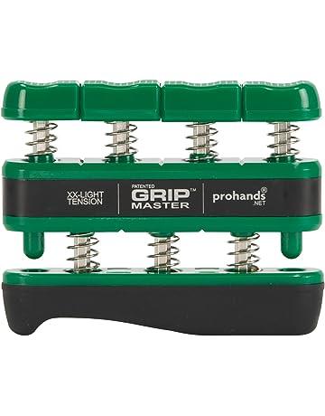 Gripmaster Hand Exerciser - Fortalecedor de Mano y antebrazo, Color Verde, Talla 1.5 LB