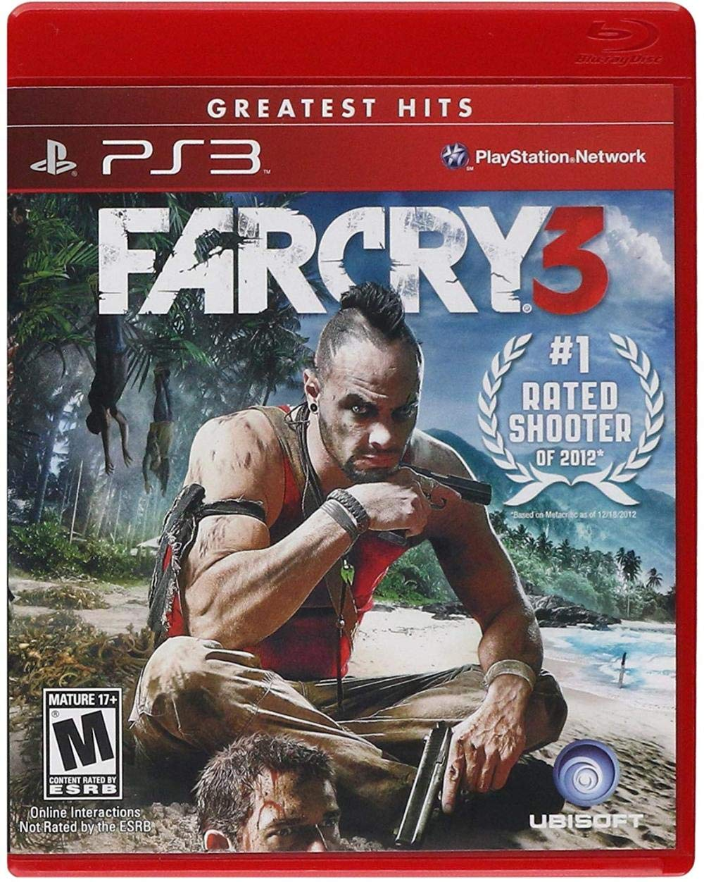 Amazon Com Far Cry 3 Playstation 3 Ubisoft Video Games