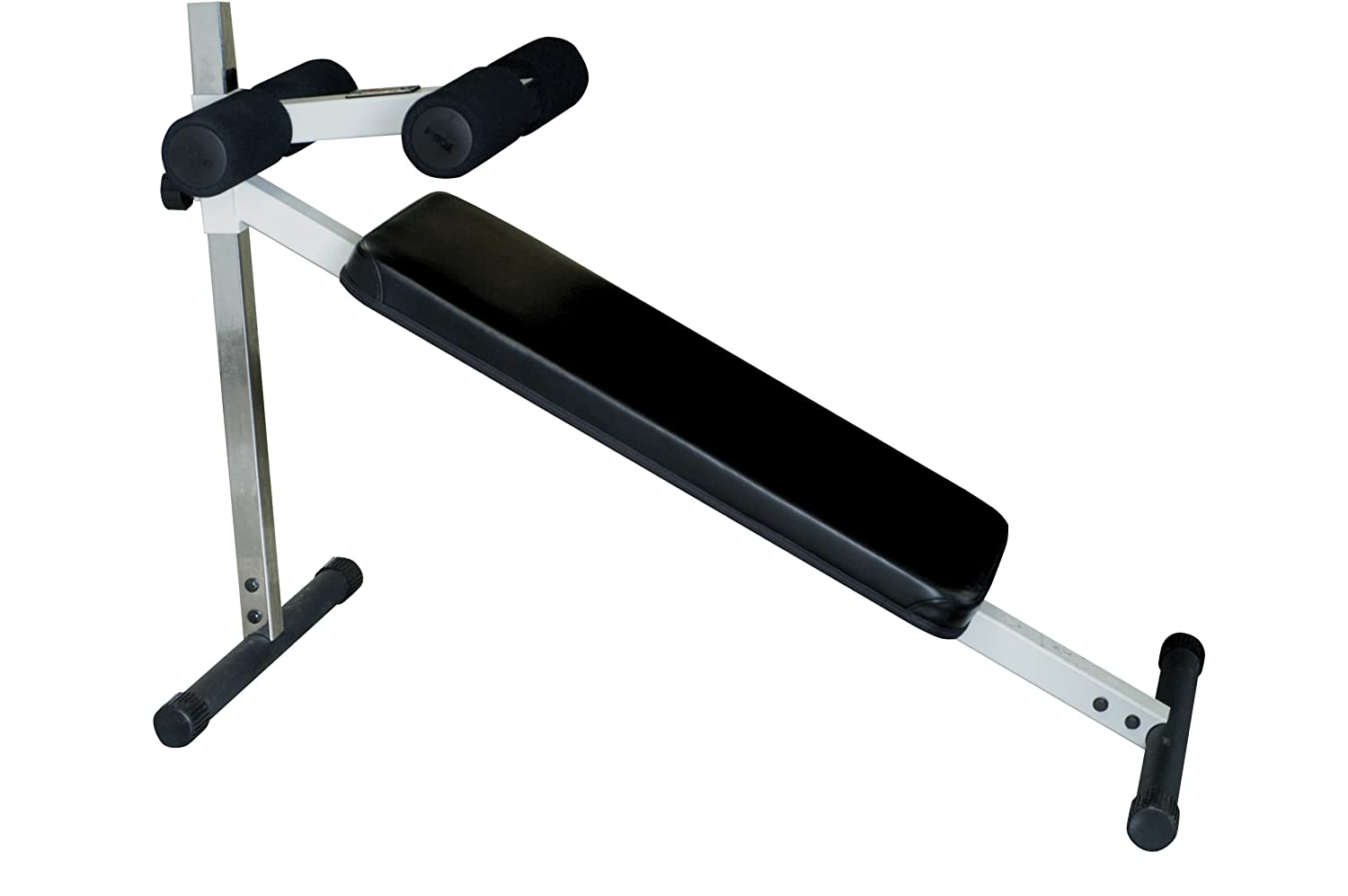 Ab Bench Part - 47: Amazon.com : Adjustable Sit-up Board Ab Bench : Weight Bars : Sports U0026  Outdoors