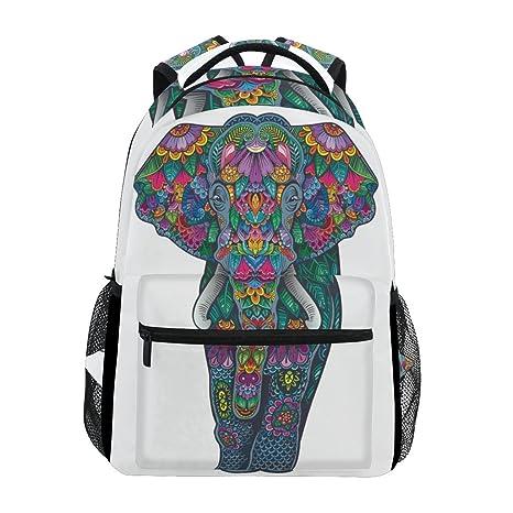 Amazon.com: TropicalLife Ethnic Animal Elephant