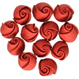Wilton Roses Icing Decorations (12 Pack)