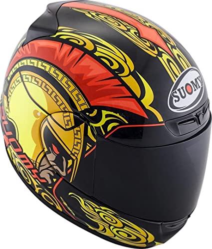 Suomy Apex Rolling Thunder Helmet size Large