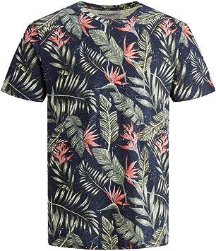 Jack & Jones Eli - Camiseta para hombre: Amazon.es: Ropa y accesorios