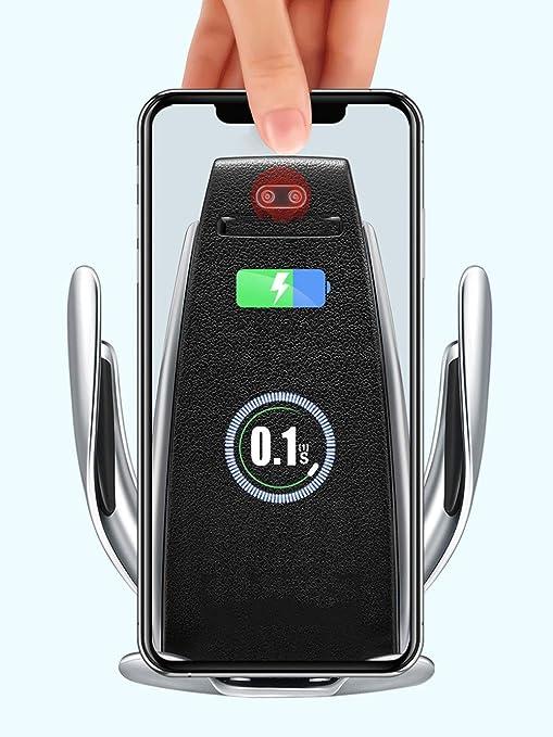 QINGK Clip mágico Soporte para teléfono para Coche Cargador ...
