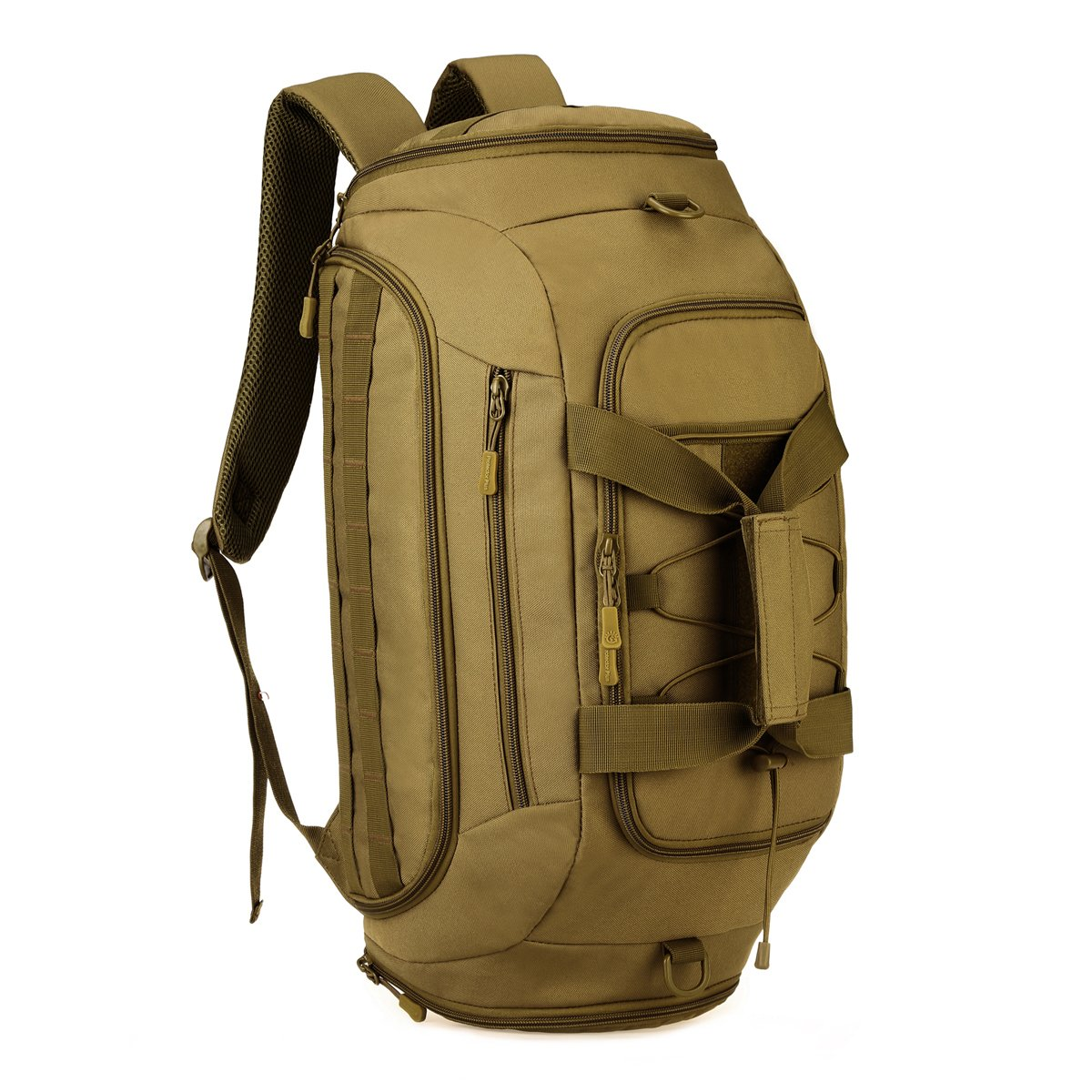 Protector Plus 35l多目的タクティカルミリタリーバックパックリュックサックAssault Pack MOLLEバグアウトバッグデイパックアウトドアハイキングキャンプトレッキングHunting  ブラウン(coyote brown) B076QBDT4P
