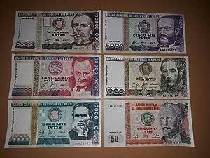 Prophila Collection Todas Mundo 25 Diferentes Billetes (Billetes para los coleccionistas): Amazon.es: Juguetes y juegos
