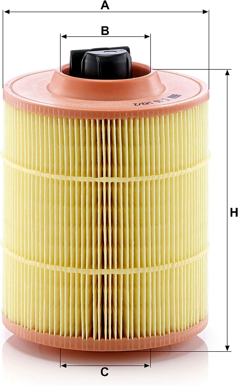 MANN-FILTER C 16 142//2 Filtre /à air pour v/éhicules particuliers