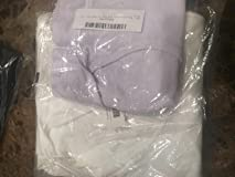 I ordered a total of four shirts this one and three others all from the same company in the color white it looks purple compared