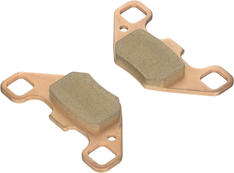 EBC Brakes FA489R Disc Brake Pad Set
