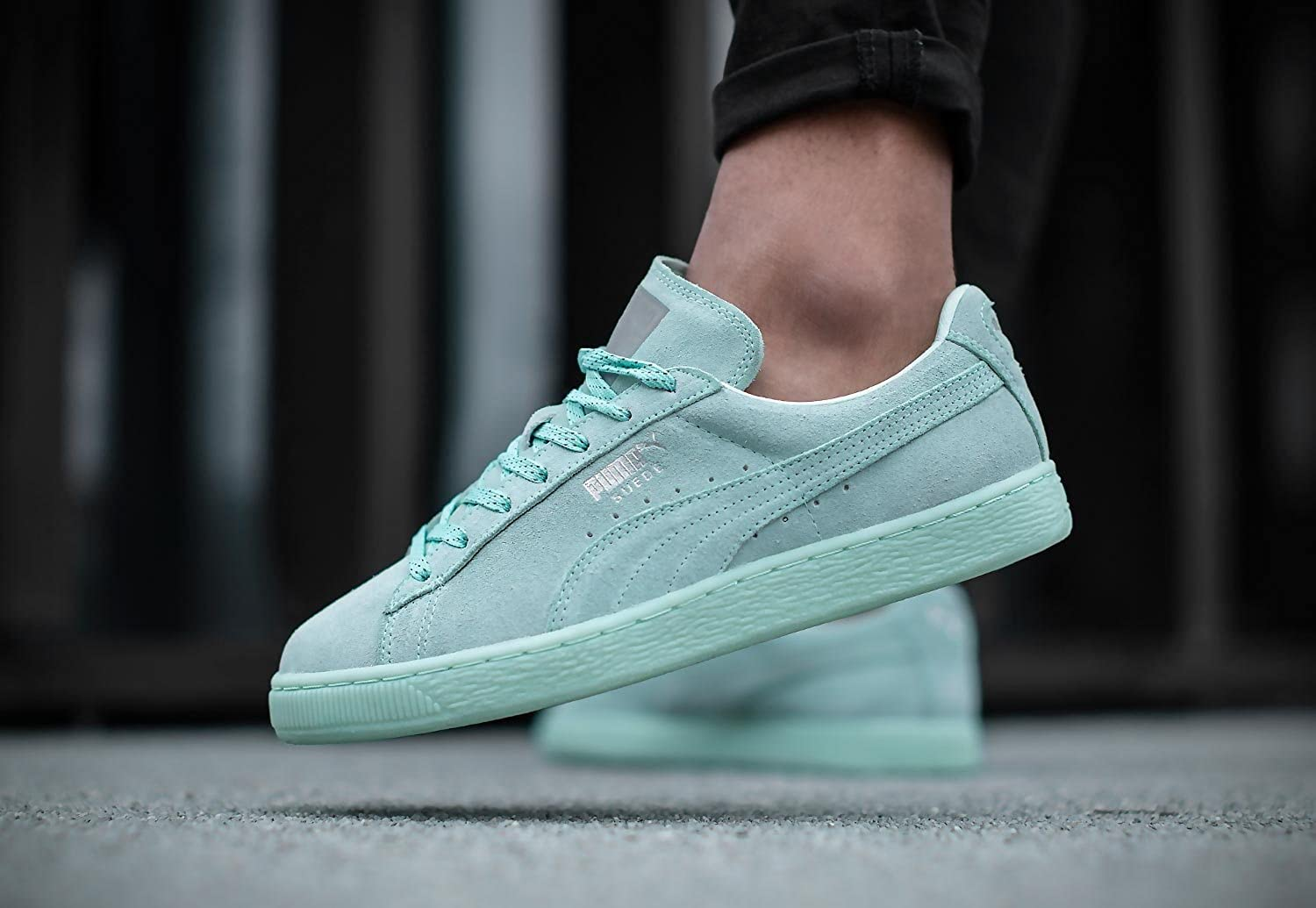 Puma Suede Suede Suede Classic+ Chaussons Turnschuhe Adulte Mixte a90a47