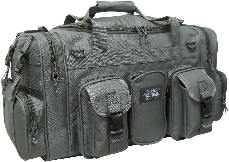 Nexpak Tactical Duffle Military Molle Gear Range Bag
