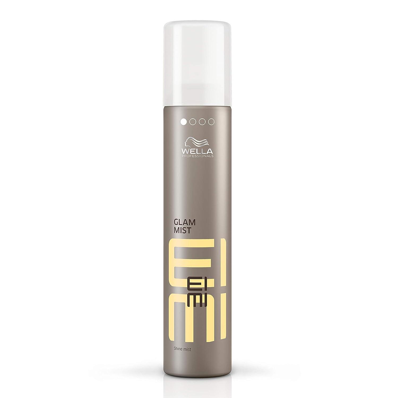 Wella Eimi Mega Sleek - Spray bruma de brillo, 200 ml