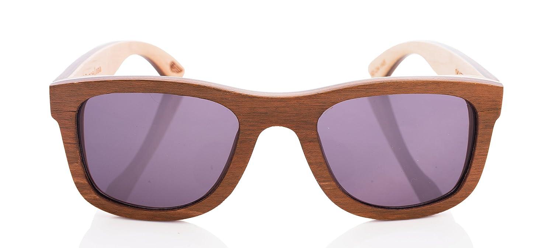 WOODYS Skate 08 - gafas de sol, unisex, marrón, talla 52-24 ...