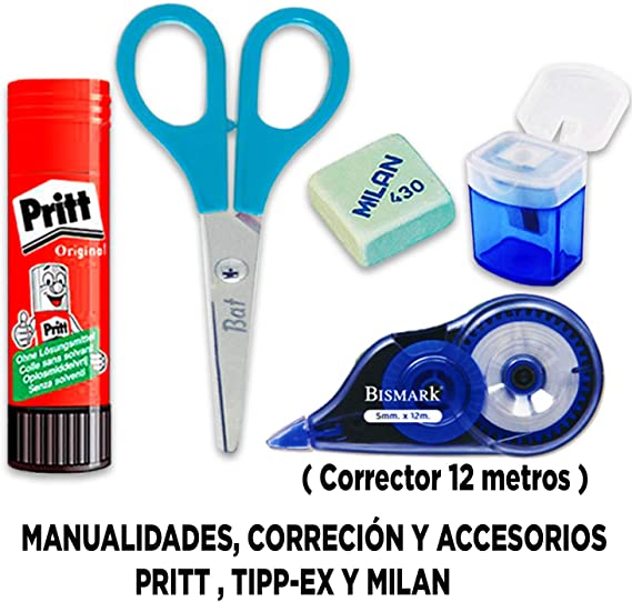 Coleset Pack Material Escolar Secundaria Instituto ESO Educacion ...