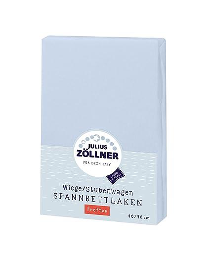 Zöllner Spannbetttuch Jersey 90x40 Ecru 3er Pack NEU