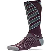Swiftwick – Socks for Cycling, Vision Eight Team   Soft, Seamless Toe, Performance Compression Socks