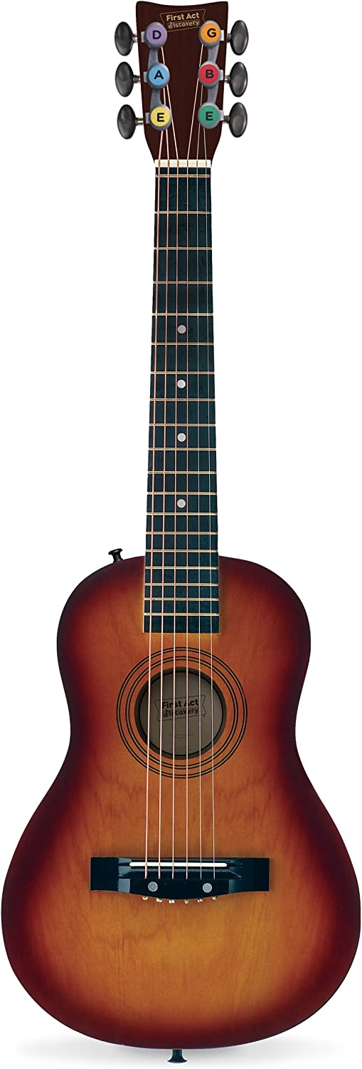 Top 10 Best First Act Acoustic & Electric Guitar Reviews in 2020 6