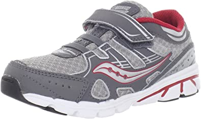 Saucony Boys Baby Crossfire A/C Running Shoe (Toddler/Little Kid)