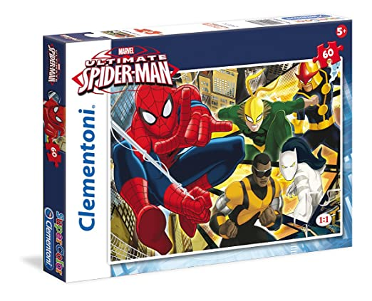 9 opinioni per Clementoni 26887- Puzzle Ultimate Spiderman, 60 Pezzi