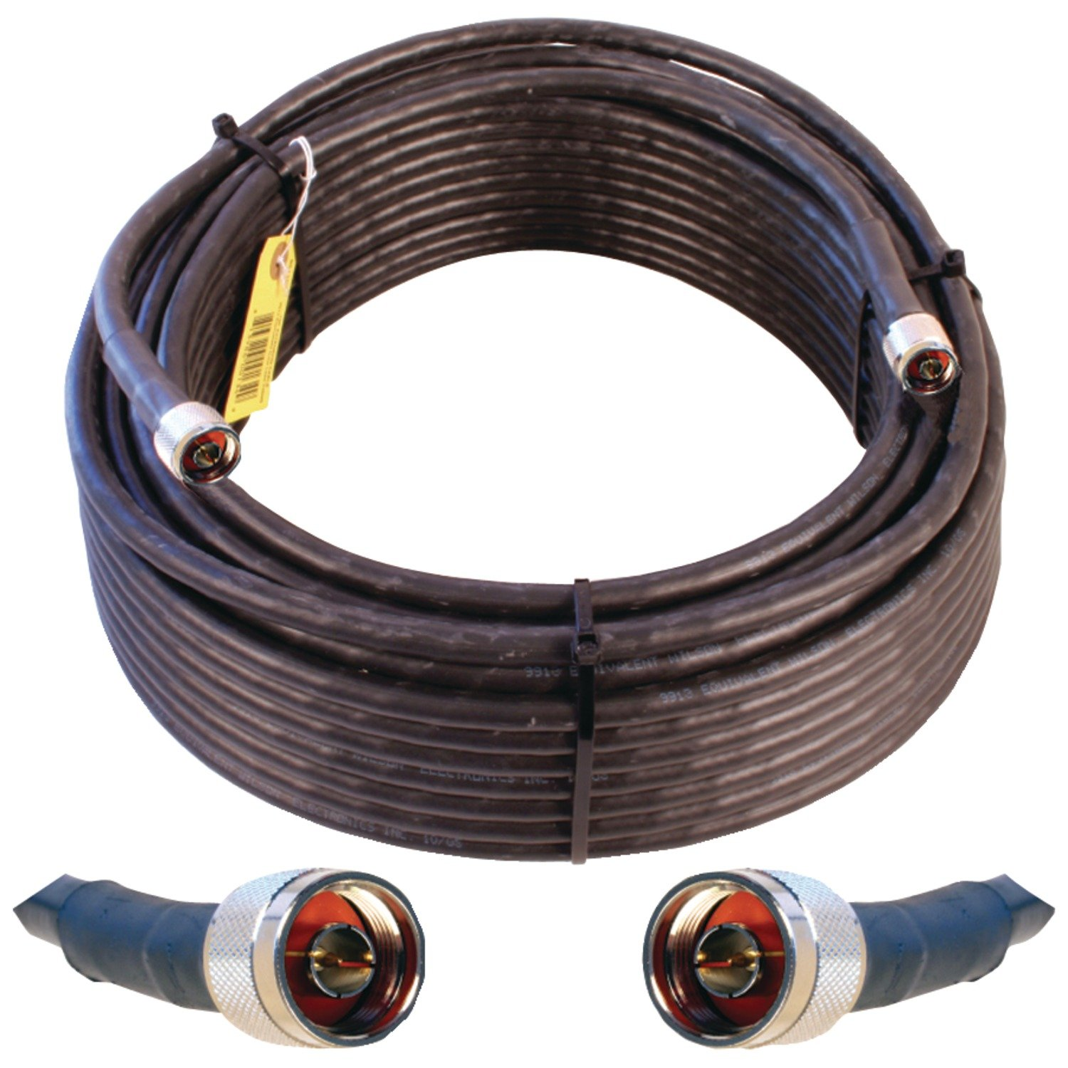 Wilson Electronics 952300 Ultra Low Loss Coaxial Cable, 100-Feet