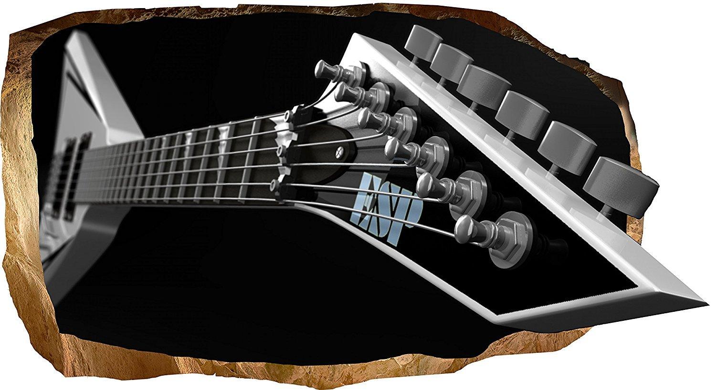 Startonight 3D Papel Pintado Guitarra eléctrica, Fotomurales Decoración Papel tejido-no tejido Mural Dimensión XL 82 x 150 CM: Amazon.es: Bricolaje y ...