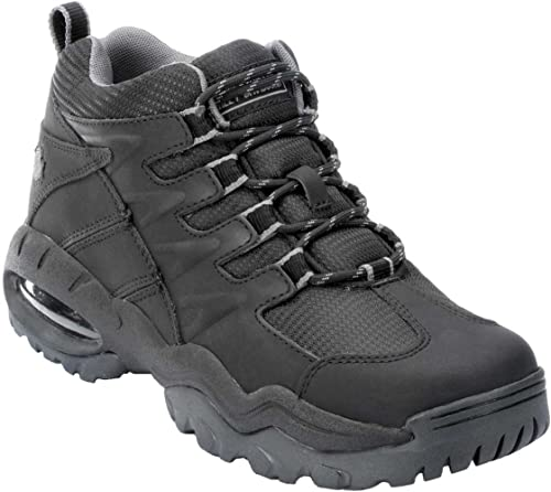 Harley-Davidson Men/'s Jett Hiking Boots Leather and Nylon Uppers D94350