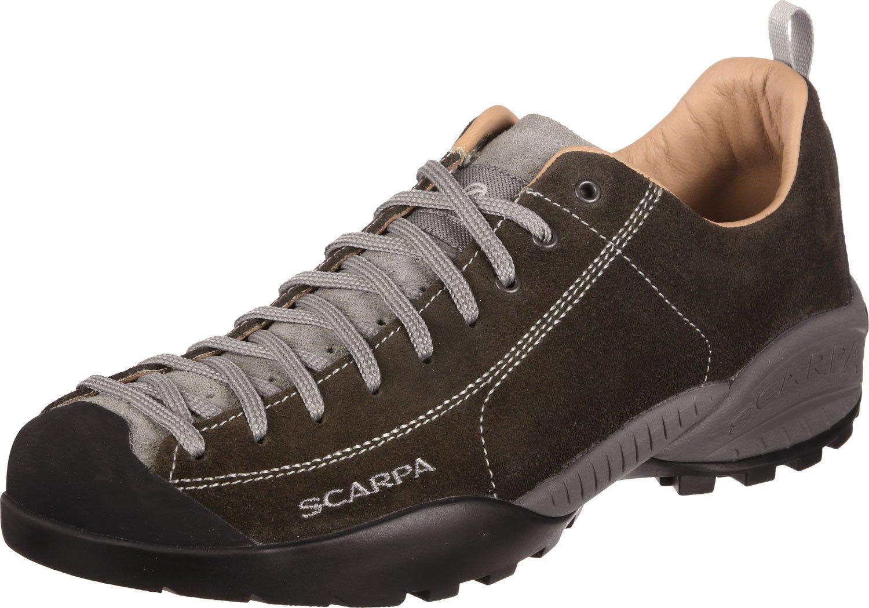 Scarpa Mojito Leather Zapatillas de aproximación cocoa 46 EU|Marrón