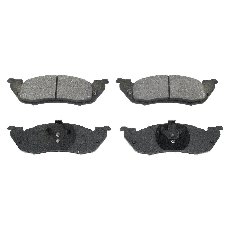 C Ceramic Front DuraGo BP529C Brake Pad