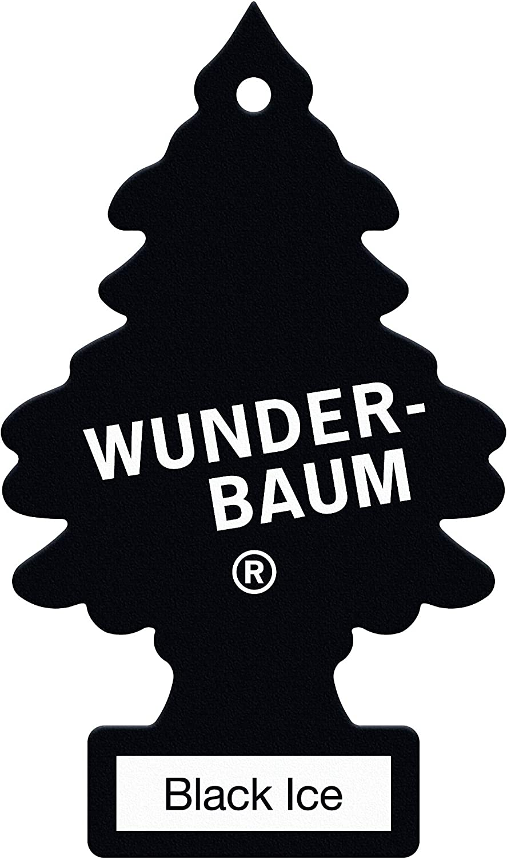 Wunderbaum 23 015 Wun Auto Lufterfrischer Schwarzer Klassischer Duft Black Classic Hp Auto