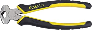 Stanley 89-875 MaxSteel 6-1/2-Inch End Cutting Pliers