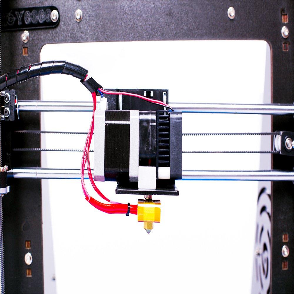 Win-Tinten Impresoras 3D, de Madera DIY Prusa i3 kit de impresora ...