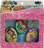 Crocs Jibbitz Dream Big Disney Princess 3-Pack Rubber